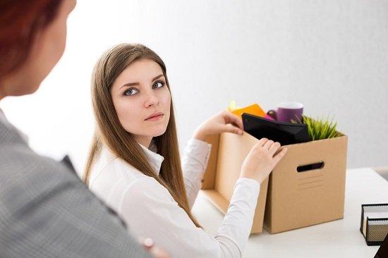 losing job due to depression
