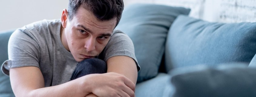 depression risks in young adults during covid